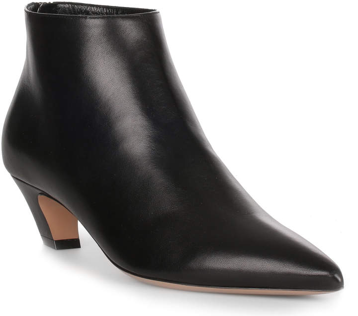 I-Dior black leather boot