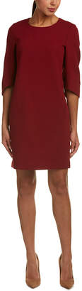 Lafayette 148 New York Miriam Wool Shift Dress