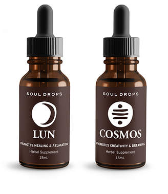 Soul Drops Holistic Plant Essences Sleep Set