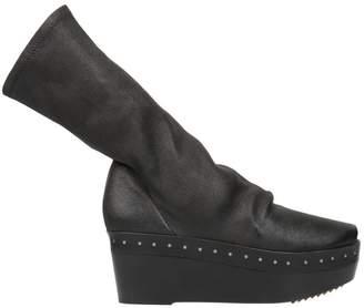 Rick Owens Nappa Leather Sock Mules