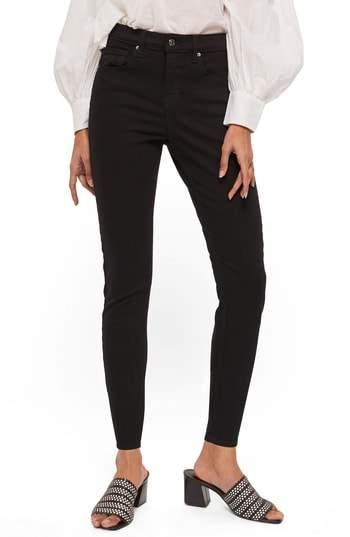 Jamie Petite Black Jeans