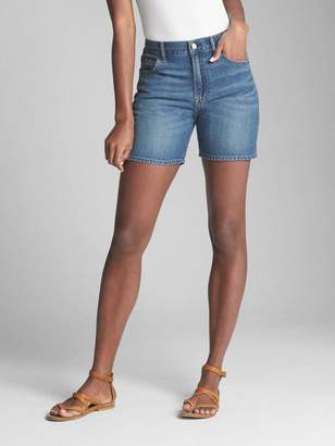 "Gap Wearlight 5"" Relaxed Denim Shorts"