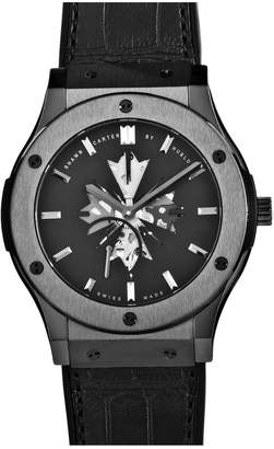 Hublot Men's Alligator Watch