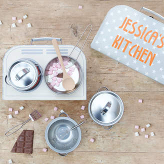 Jonny's Sister Personalised Children's Cooking Set