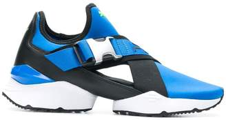 Puma Muse cut-out sneakers