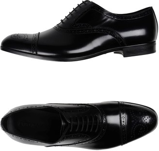 Emporio Armani Lace-up shoes - Item 11437293OV