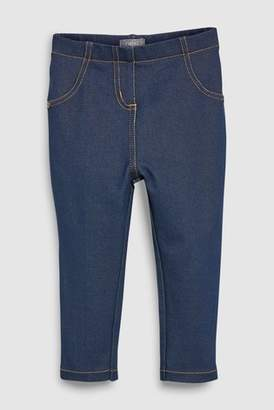 Next Dark Indigo Jeggings (3mths-6yrs)