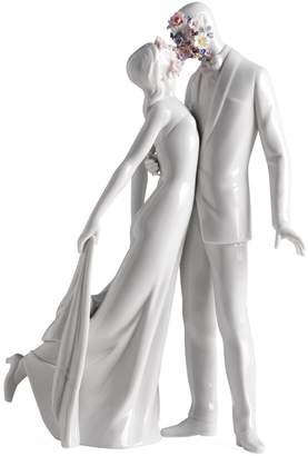 Lladro Love I Blossoms Figurine