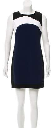 Aquilano Rimondi Aquilano.Rimondi Sleeveless Colorblock Dress