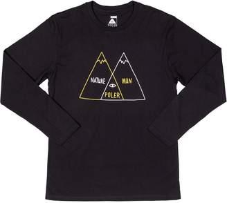 Poler Venn Diagram Long-Sleeve T-Shirt - Men's