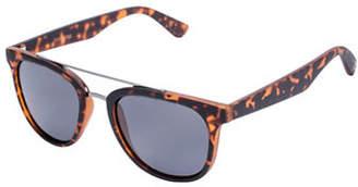 Dockers Raised Bar 52mm Aviator Sunglasses