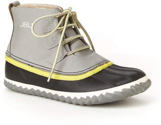 Jambu J Sport By Womens Nala Water Resistant Flat Heel Lace-up Rain Boots