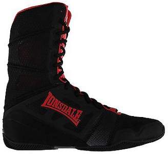 at eBay Fashion Outlet · Lonsdale London Mens Cruiser Hi Tops Boxing Boots Shoes  Lace Up Training Sports f60456e6ce1