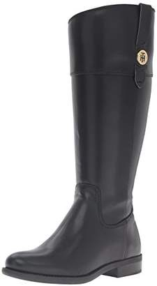 Tommy Hilfiger Women's Shano-Wc Riding Boot