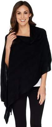 Women With Control Attitudes by Renee Cozy Sweater Poncho