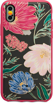 Kate Spade Blossom iPhone X Case