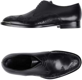 Alexander McQueen Lace-up shoes - Item 11550398FB