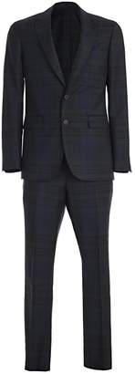 Burberry Check Suit