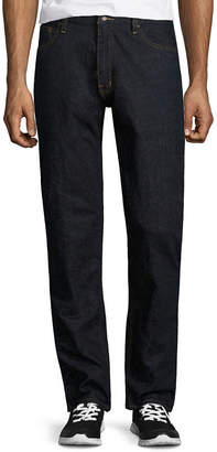 Arizona Mens Low Rise Athletic Fit Tapered Jean