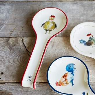 Sur La Table Jacques Pepin Collection Chicken Spoon Rest
