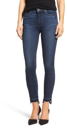 Women's Paige Hoxton High Waist Skinny Jeans $209 thestylecure.com