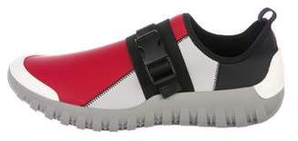 Prada Sport Rubber Low-Top Sneakers w/ Tags