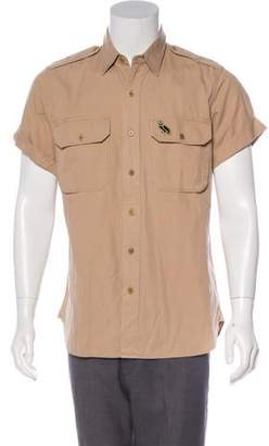 Ralph Lauren RRL & Co. OVO Military Shirt