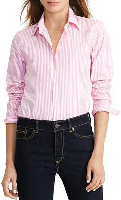Lauren Ralph Lauren Long Sleeve Button Down Shirt $69.50 thestylecure.com