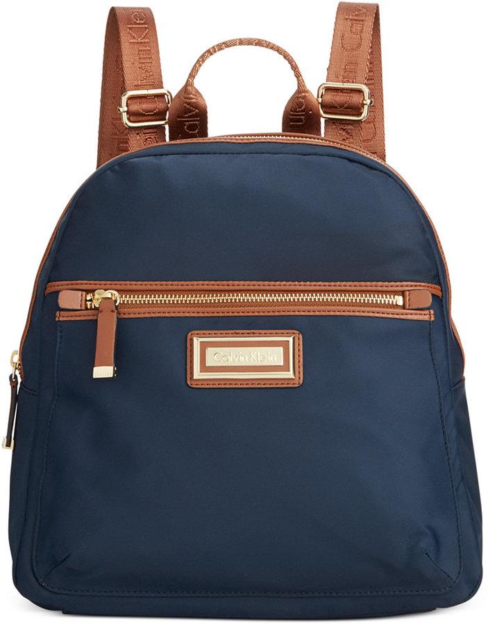 Calvin Klein Dorothy Small Backpack