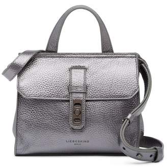 Liebeskind Berlin Nevada Pebbled Leather Mini Top Handle Bag