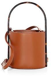 STAUD Women's Bissett Leather Bucket Bag