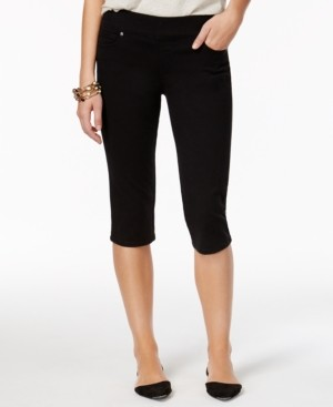 Style&Co. Style & Co Avery Pull-On Skimmer Jeans, Created for Macy's