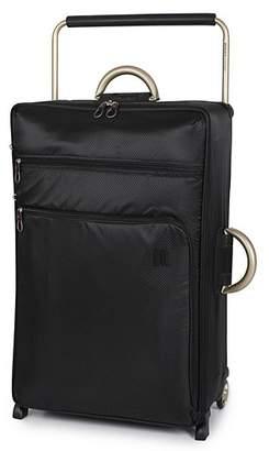 George it Luggage World's Lightest Trolley Case Black - Large