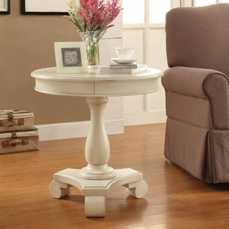 Inspired by Bassett Avalon Round Accent table