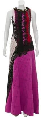 Bottega Veneta Sleeveless Evening Dress