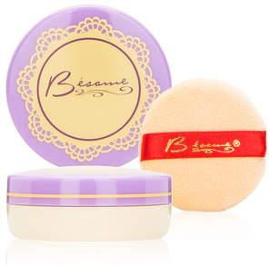 Besame Cosmetics Brightening Violet Powder