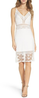 Women's French Connection Noland Slipdress $138 thestylecure.com
