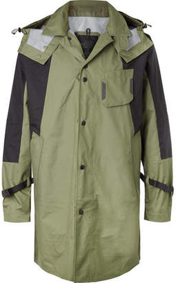 9a8058207 Mens Green Panel Jacket - ShopStyle UK