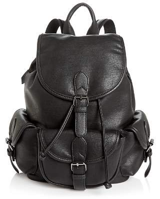 Street Level Flap Backpack