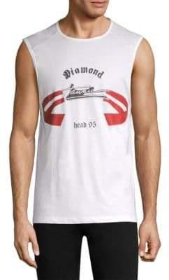Helmut Lang Diamond Graphic T-Shirt