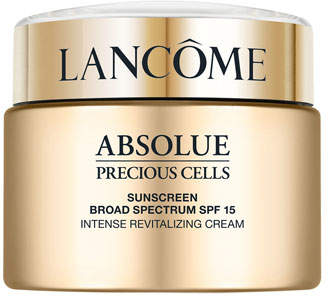Lancôme Absolue Precious Cells Sunscreen Broad Spectrum SPF 15 Intense Revitalizing Cream, 1.7 oz./ 50 mL