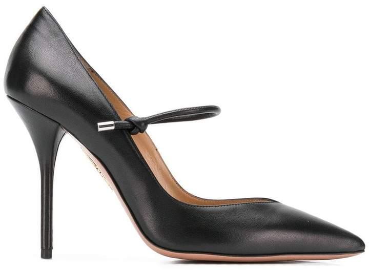 Aquazzura pointed toe stiletto pumps