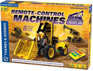 Thames & Kosmos Remote Control Machines: Construction Vehicles Experiment Kit