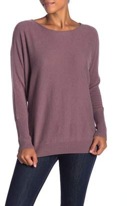 Sofia Cashmere Cashmere Dolman Sleeve Sweater