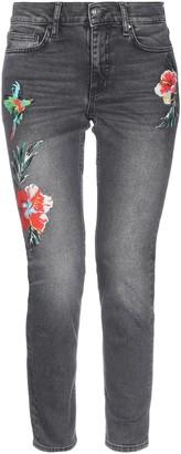 Claudie Pierlot Denim pants - Item 42730643JB