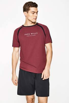 Jack Wills Benstead Gym T-Shirt
