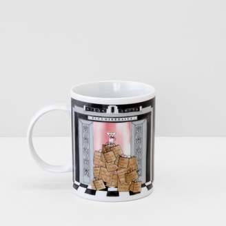 Bia Cordon Blue Cordon Bleu Dog in Elevator Mug - 100% Exclusive