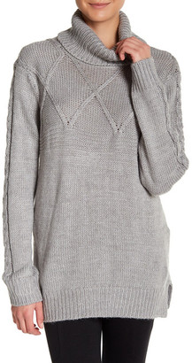 Joe Fresh Knit Mock Turtleneck Sweater $34 thestylecure.com