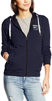 Gaastra Women's Open Sea Sweat Zip Hooded Sweatshirt