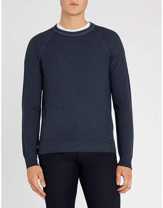 BOSS men casual knitwear knitted_sweater